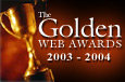 GOLDEN WEB AWARD 2003 - 2004