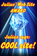 Julius Web Site Award