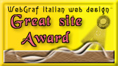 WebGraf Great Site Award