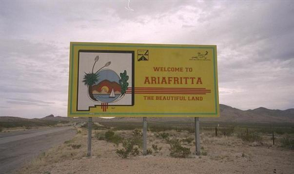 Welcome to ARIAFRITTA